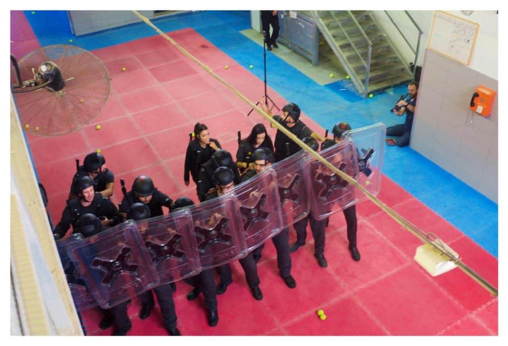 גו פרו פיוג'ן מצלמת 360 בצילומי סימולצית הדרכה vr