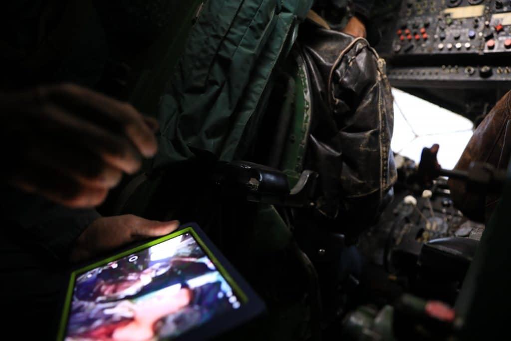 מוניטור למצלמת 360 גו פרו פיוג'ן