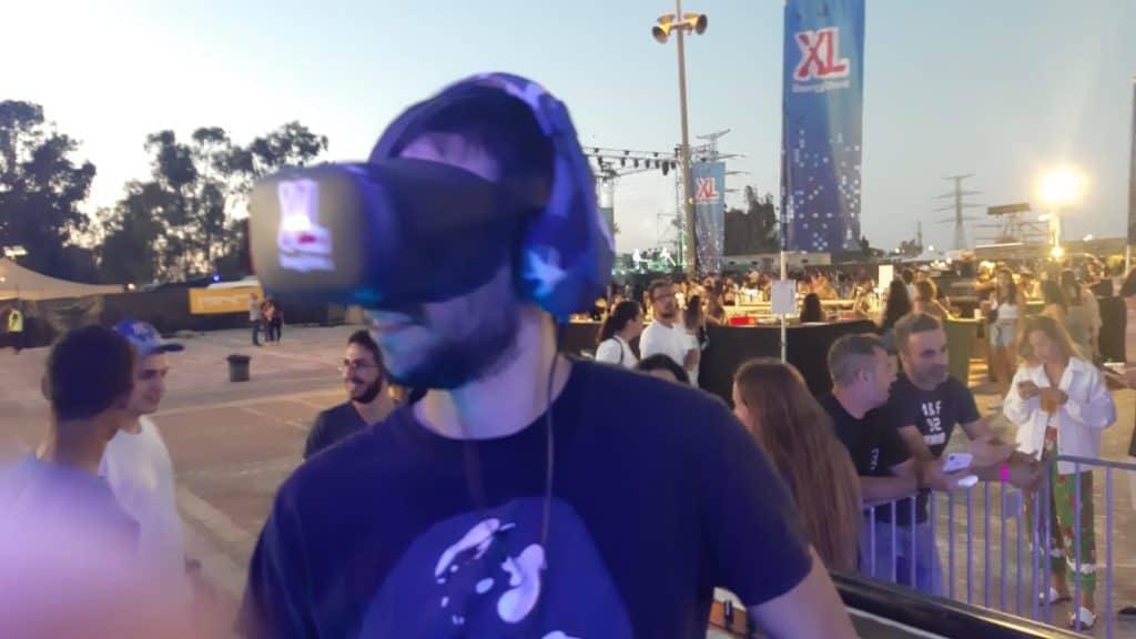 יום הסטודנט הפקת אירוע במציאות מדומה